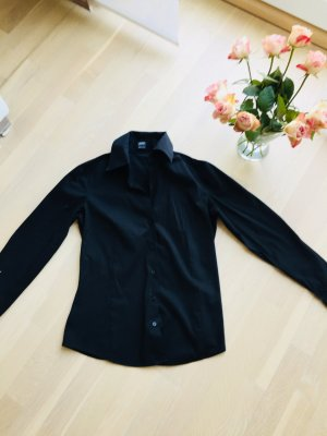 Bluse langarm schwarz Esprit Collection