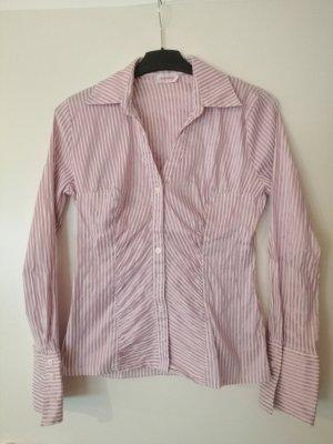 Orsay Camicetta a maniche lunghe bianco sporco-rosa