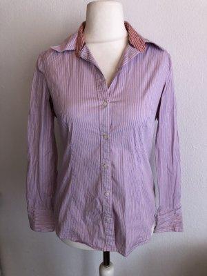 Bluse Langarmbluse Hemd chic gestreift Esprit Gr. 40