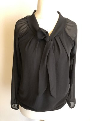 Aiki Slip-over Blouse black