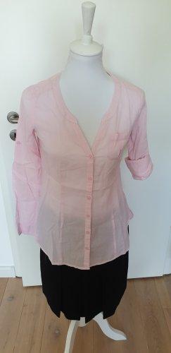 Bluse - leichte Sommerbluse rosa / rose Esprit Baumwolle