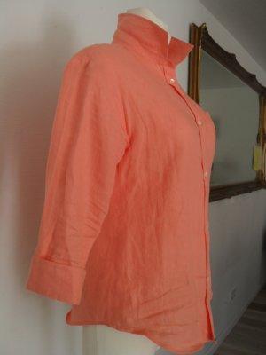 Pennyblack Camicetta a blusa albicocca Lino