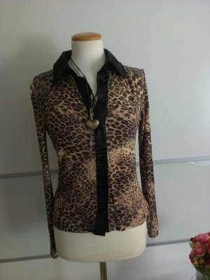 Bluse leoprint, COTTONADE, Paris