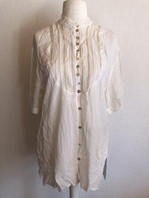 Betty Barclay Camicetta a maniche corte bianco-crema