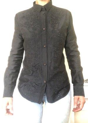 Love Moschino Shirt Blouse anthracite-black