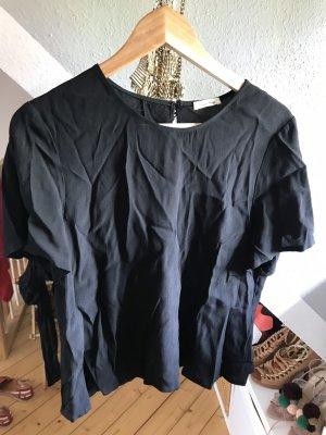 Bluse M Viskose American Vintage schwarz