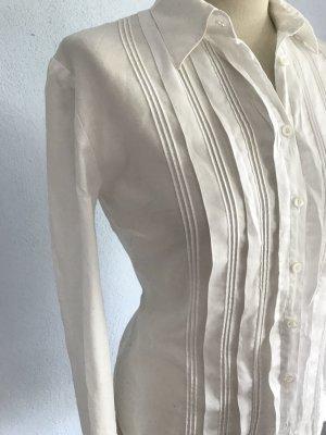 Bluse Mango Weiß Gr. S / 36