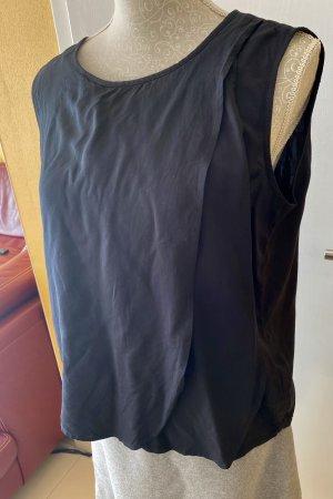 Bluse Marc O Polo 38 M Damen schwarz ärmellos