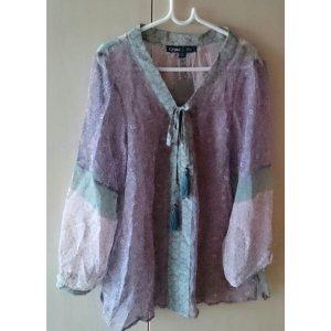Gipsy Camicetta a blusa multicolore