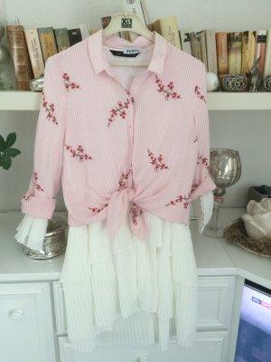 Bluse mit Blütenmuster / Gr. S / NEU