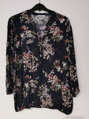 Reserved Blouse topje donkerblauw