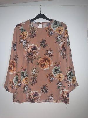 Bluse mit Blumenmuster *mango*