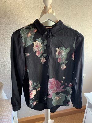 Bluse mit Blumenmuster TOM TAILOR DENIM