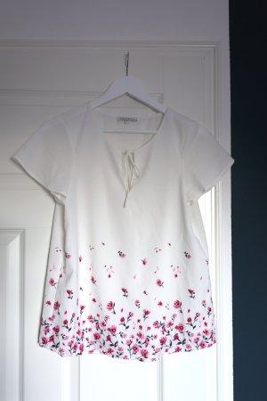 Bluse mit Blumenmuster von Mint  Berry