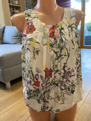Bluse mit Blumenmuster von Vero Moda