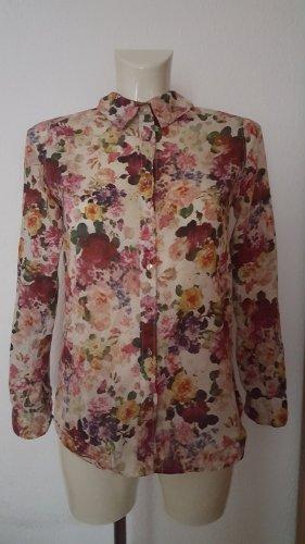 Bluse mit Blumenprint von H&M