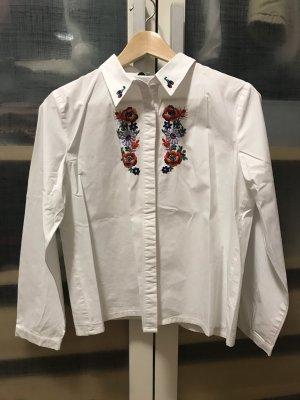 Sister Jane Camicia blusa bianco-rosso