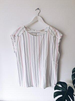 Bluse mit bunten Streifen (wie neu!)