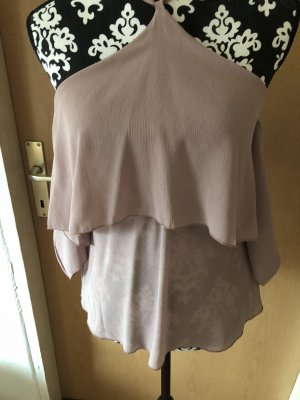 Crash Blouse dusky pink