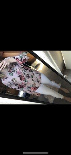 Bluse mit Flowerprint
