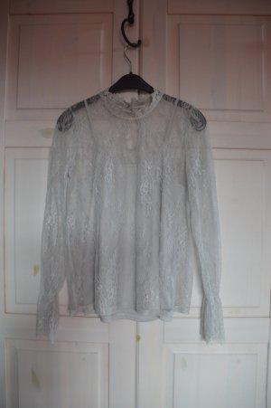 Bluse mit Hemd