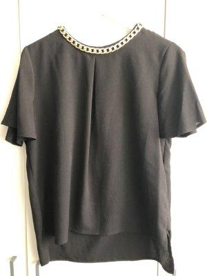 Bluse mit Kettendetail