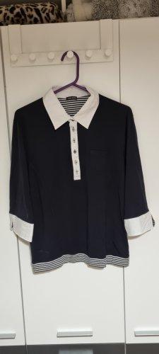 Gerry Weber Cols de blouses blanc-noir
