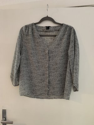 Bluse mit Muster H&M