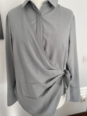 Lavish Alice Kopertowa bluzka szaro-zielony