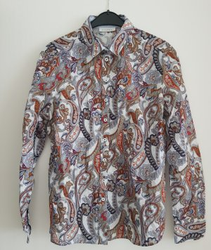 Bluse mit Paisleymuster, Gr. 40