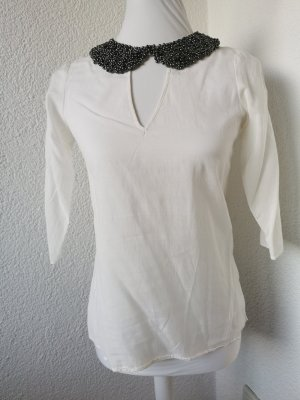 Zara Basic Cols de blouses multicolore