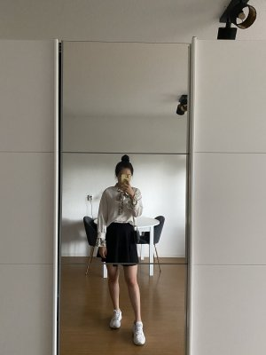 hongdae korea Colletto camicia bianco