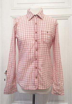 Bluse mit rotem Karomuster von Suzanna / Breuninger