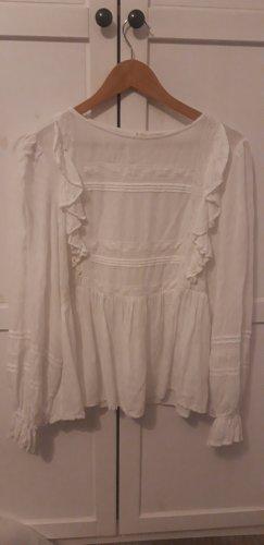 Clockhouse Blouse Top white