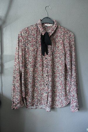 Elodie Blouse avec noeuds multicolore polyester