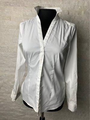 Hennes & Mauritz Cols de blouses blanc