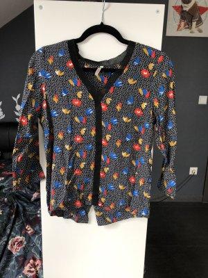 Bluse mit schönen Muster
