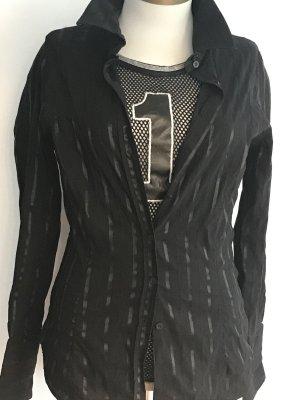 Margittes Twin Set tejido negro