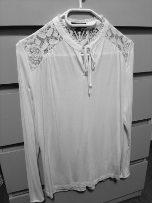 get it on Kanten blouse wit