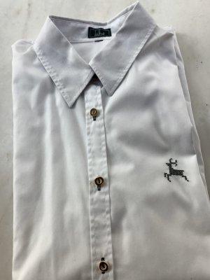 Bluse mit Stickornamenten – ideal fürs County-side Wochenende