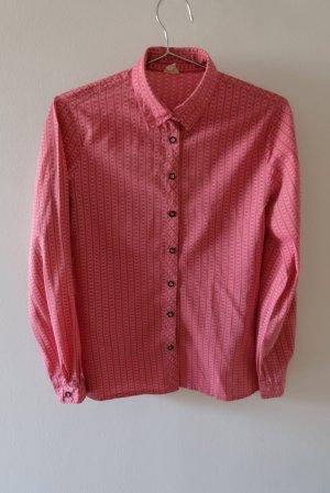 Blusa tradizionale multicolore Tessuto misto