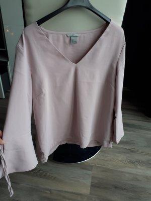 H&M Blouse topje rosé