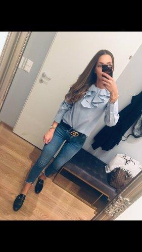 Bluse mit Volant von H&M