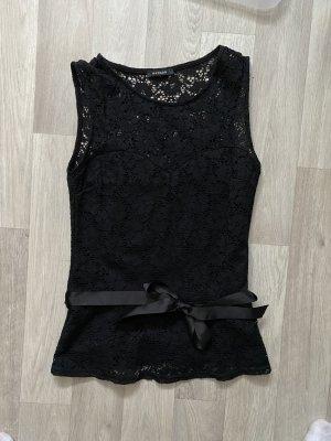 Morgan Blusa in merletto nero