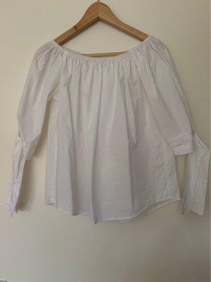 Mrs & HUGS Carmen blouse wit