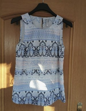 Bluse Muster fein Top