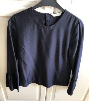 Bluse nachtblau Gr.40