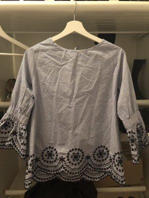 Your Sixth Sense Carmen blouse veelkleurig