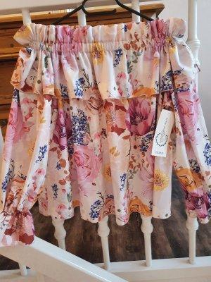 Infinity Fashion Blouse Carmen or rose