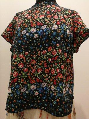Bluse Oasis Blumen S